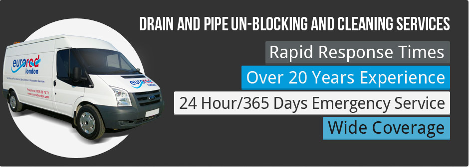 Drain and Pipe un-blocking and Cleaning Services